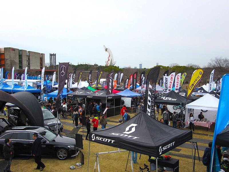 サイクルモードライド大阪2018