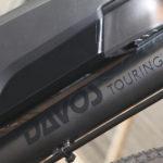 往年のツーリングバイクブランドから、ツーリングeバイク「ダボス・E-600」登場