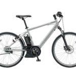 ブリヂストンサイクルの電動アシスト自転車「リアルストリームシリーズ」2018モデル