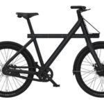 バンムーフ独自の盗難防止システム搭載eバイク、世界同時発売。鍵さえ不要なカシコイ電動自転車