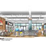 ワイズロードの新コンセプトショップ第2号店「ワイズロード銀座 勝どき アーバンeコミューター」オープン