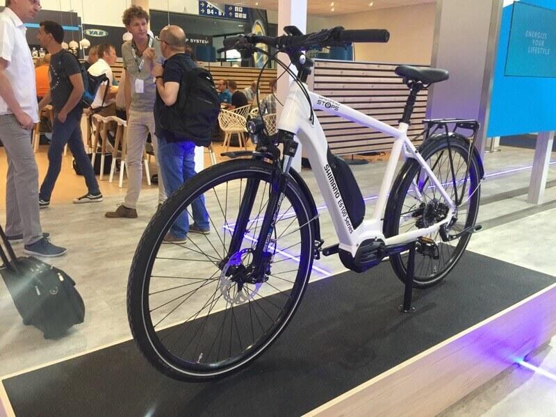 シマノ・ユーロバイク2018
