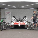 自動車耐久レース×eバイクの新コラボ!