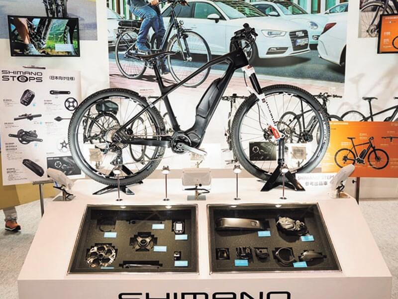 E-スポーツバイク元年