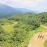 長野県の白馬岩岳MTBパークに、パナソニックが監修したeバイク向けのコースが開設