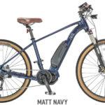 サイクルスポットのオリジナルeバイク「エヴィータ」2019年10月発売
