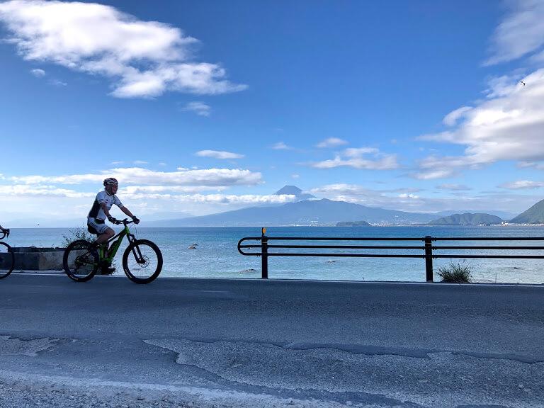 杏寿沙さんと行くe-bikeファンライド