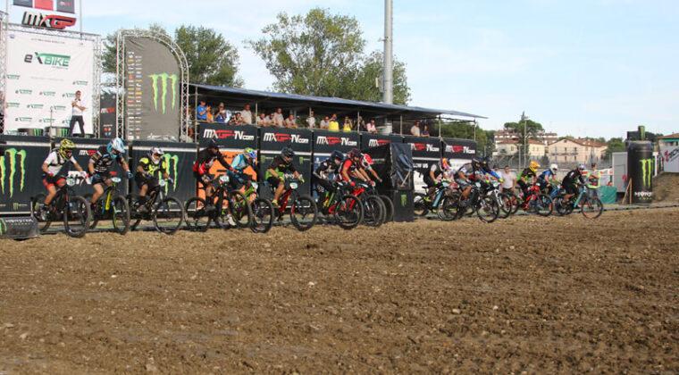 世界初eMTB選手権 イタリアで開催