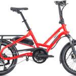ターンのeカーゴバイク「HSD P9」に限定カラー Redが登場