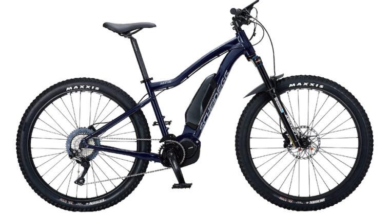 モンベルの自転車シリーズ「シャイデック」にeMTBが登場