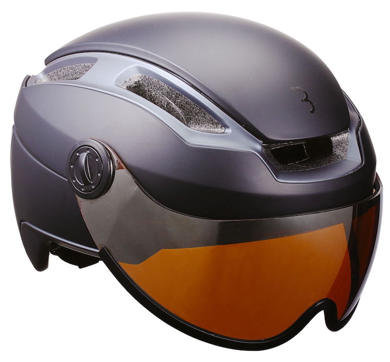 BBBの大型シールド付きヘルメット「インドラ フェイスシールド」発売