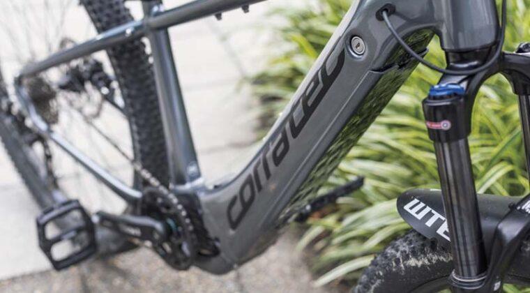 eバイクを構成するパーツ群