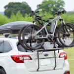 eバイク搭載に最適なメナボの車載キャリヤ