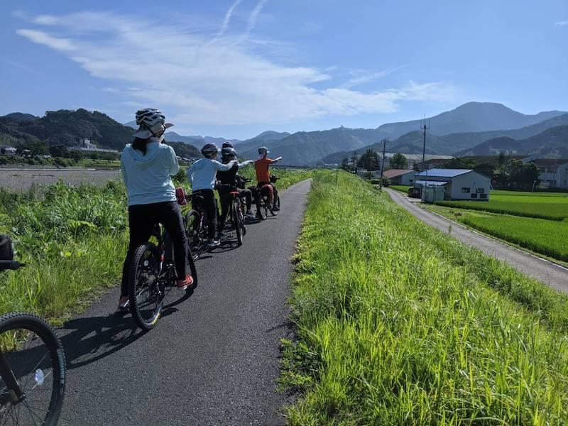 くまのサイクリングツアー