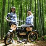 栃木県宇都宮市のレンタルeバイク「雷バイク」が9/19からスタート