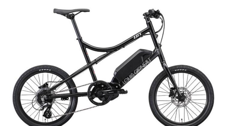 ルイガノの小径eバイクがフルモデルチェンジ
