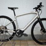 スペシャライズドのeクロスバイク「ターボヴァドSL5.0」が編集部にやってきた