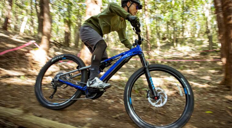 ヤマハ・YPJ-MTプロのインプレッション動画をサイクルスポーツで公開中!