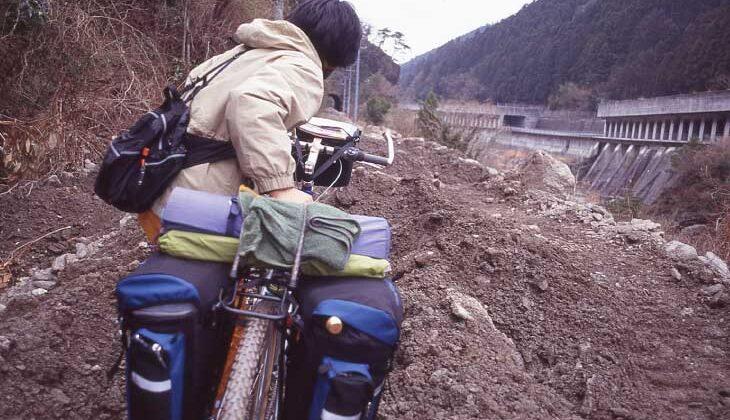eバイク旅ノート vol.02 23年前にあった幻のeバイク四国旅の記憶