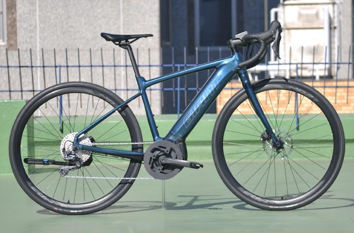 ジャイアントのeロードバイク「ロードE+」を紹介&インプレッション