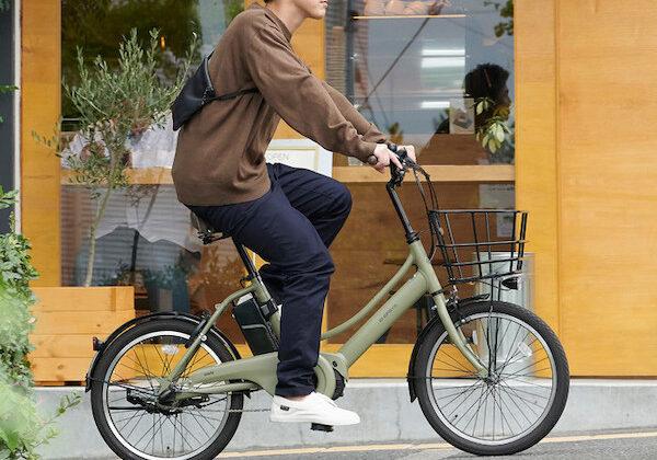 あさひオリジナル電動アシスト自転車に小型サイズの「エナシスコンパクト」が登場