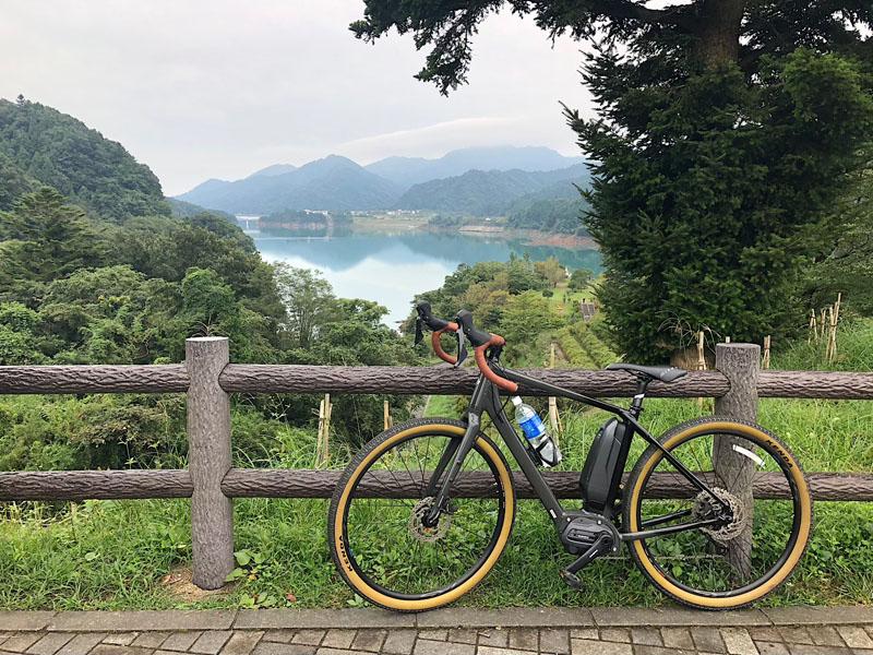 eバイク旅ノート Vol.04 ミヤタのロードレックスをレンタルして宮ケ瀬ダムへ