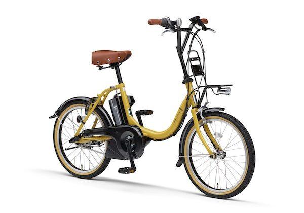 ヤマハが軽量コンパクトな20型電動アシスト自転車「PAS CITY-C/CITY-X」を発売