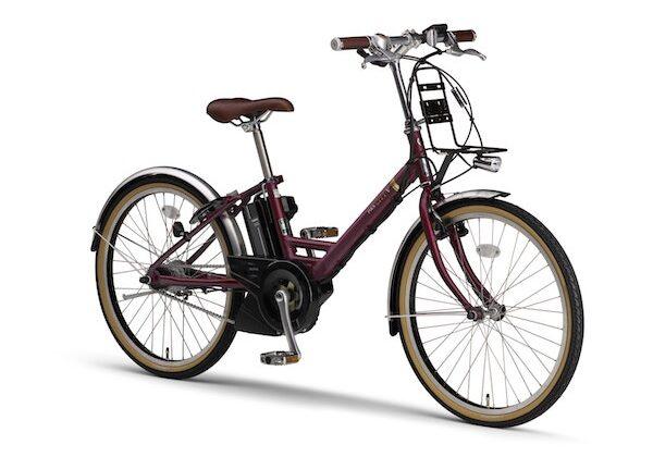 ヤマハがスマートパワーアシスト搭載のスポーティ電動アシスト自転車「PAS CITY-V」を発売