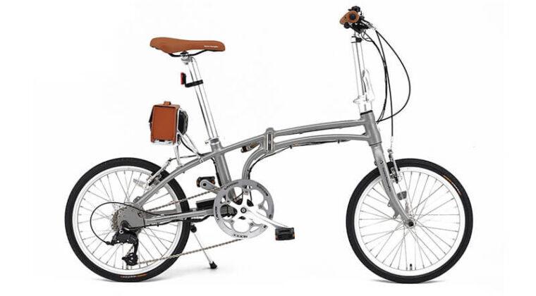トイファクトリー×デイトナ 折り畳みミニeバイク「DE01」の別注カラー