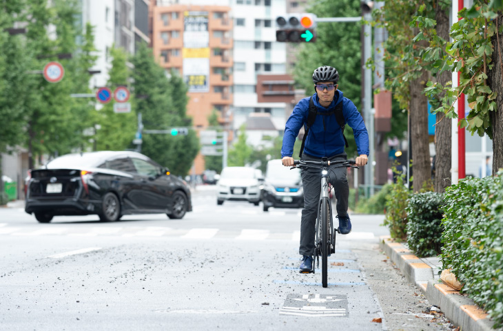 eバイク自転車通勤の始め方