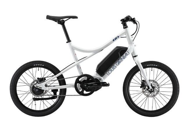 ルイガノの自動変速機構を組み合わせたeバイク「イーゼル インター5E Di2 」発売