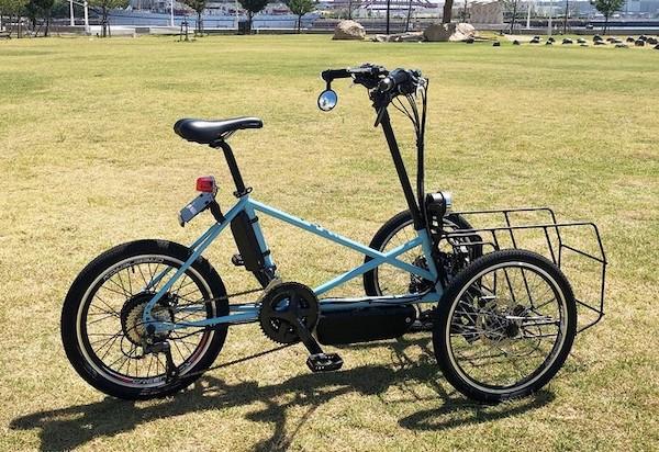 カワサキが電動三輪ビークルをビジネスアイデア社内公募の第1号に選定