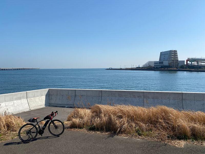 """eバイク旅ノート Vol.08 神奈川県の端っこを目指す旅。最東端""""川崎浮島"""""""