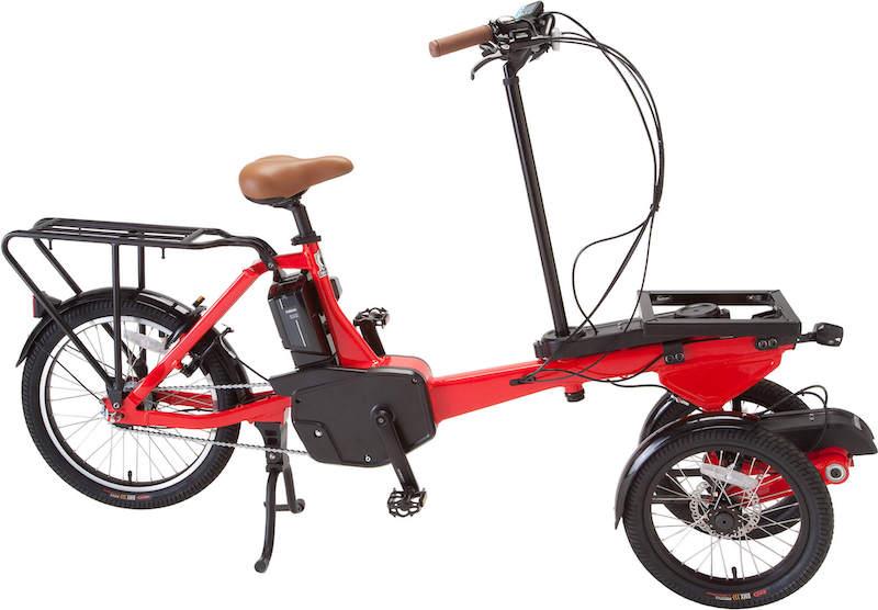 アキボウが3輪電動アシスト自転車「T-TRIKE」特設ページをオープン