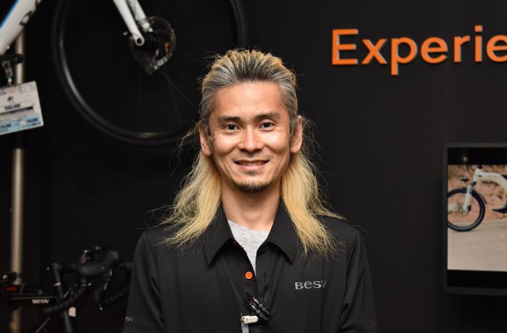 ワイズロード横浜の副店長・國清尚志(くにきよ ひさし)さん