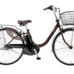 パナソニックから国内初の押し歩き機能搭載の電動アシスト自転車が発売