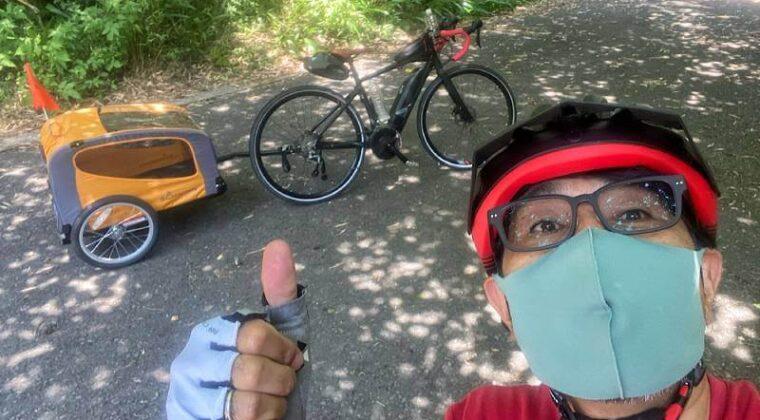 eバイク旅ノート Vol.14 ヤマハ発動機が『インターネットジャーニー』プロジェクトを応援!