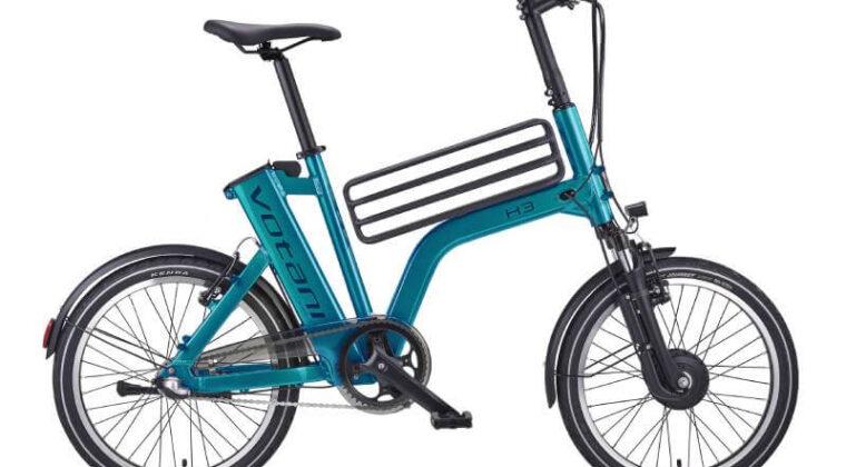 ヴォターニの電動アシスト自転車「H3」「Q3」に新色が追加