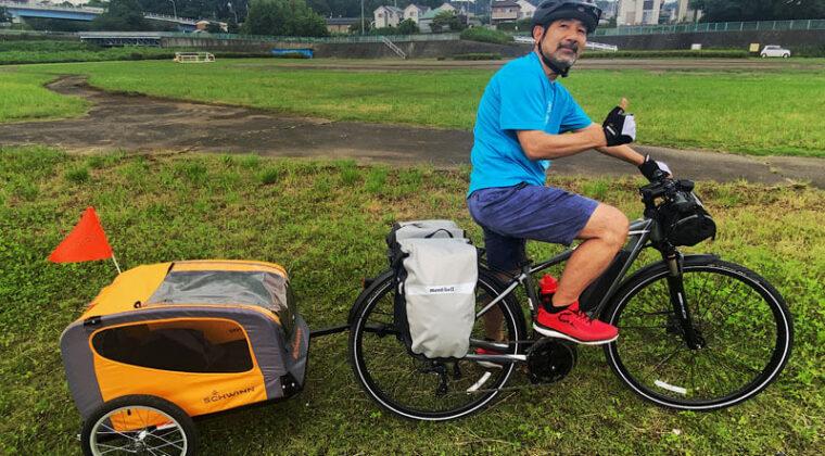 eバイク旅ノート Vol.15 日本一周の旅に使用する車両YPJ-TCを詳しくチェック
