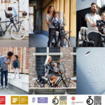 アーバンイキの自転車用チャイルドシートの国内販売が開始