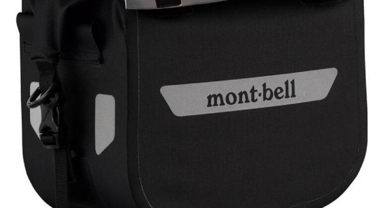 モンベルからフロントバッグやグローブなど新製品が登場