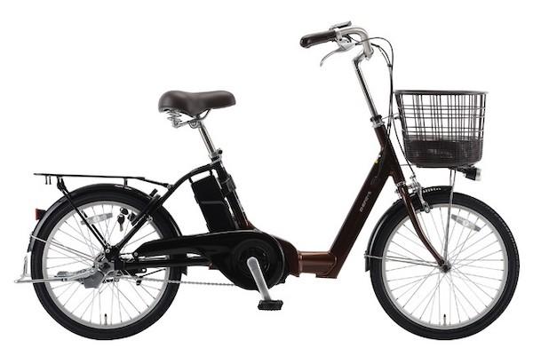 シニア向け電動アシスト自転車「エナシスライフ」サイクルベースあさひで販売開始