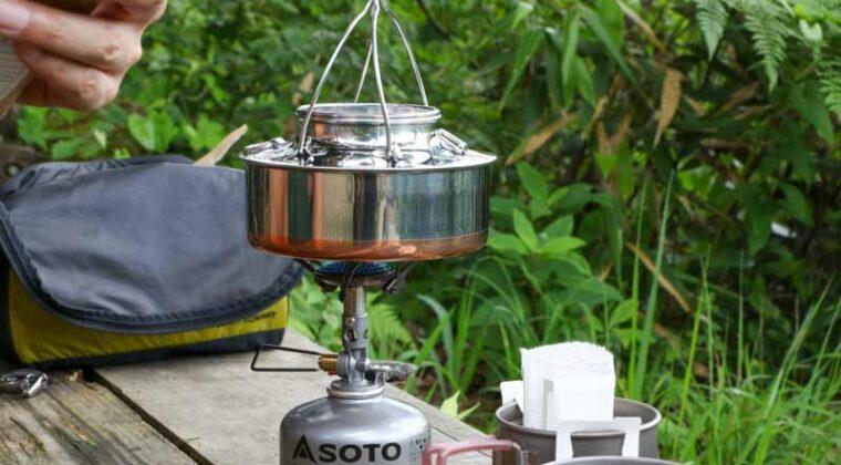 eバイク+アウトドア道具= 檜原村の聖なる水でコーヒーをドリップしてきた!の巻