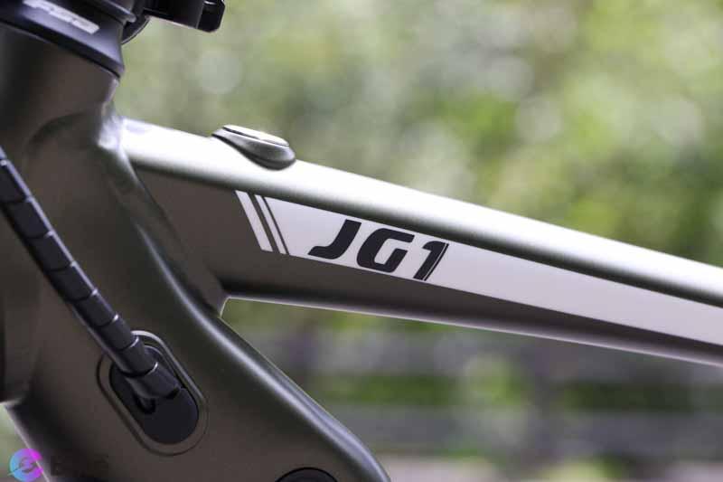 JG1のロゴ